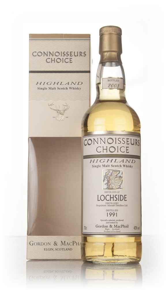 Lochside 1991 (bottled 2003) - Connoisseurs Choice (Gordon & MacPhail)