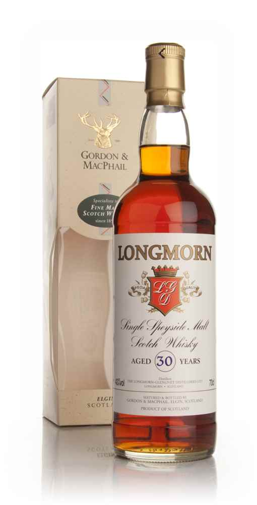 Longmorn 30 Year Old (Gordon and MacPhail)