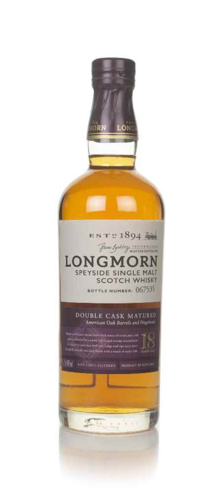 Longmorn 18 Year Old - Secret Speyside Collection