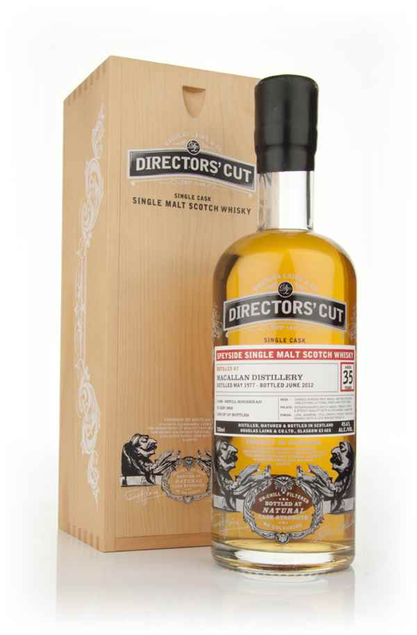 Macallan 35 Year Old 1977 (cask 8682) - Directors' Cut (Douglas Laing)