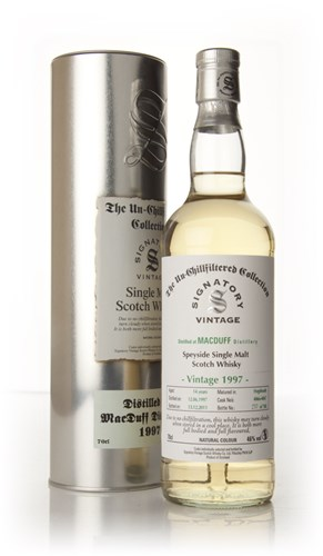 Macduff 14 Year Old 1997 - Un-Chillfiltered (Signatory)