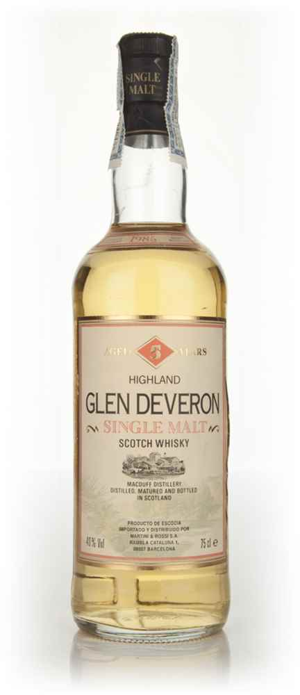 Glen Deveron 5 Year Old 1985
