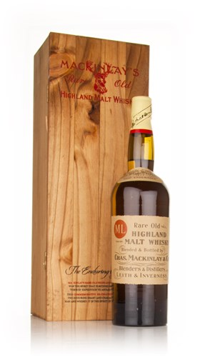 Mackinlay's Shackleton Rare Old Highland Malt - The Discovery