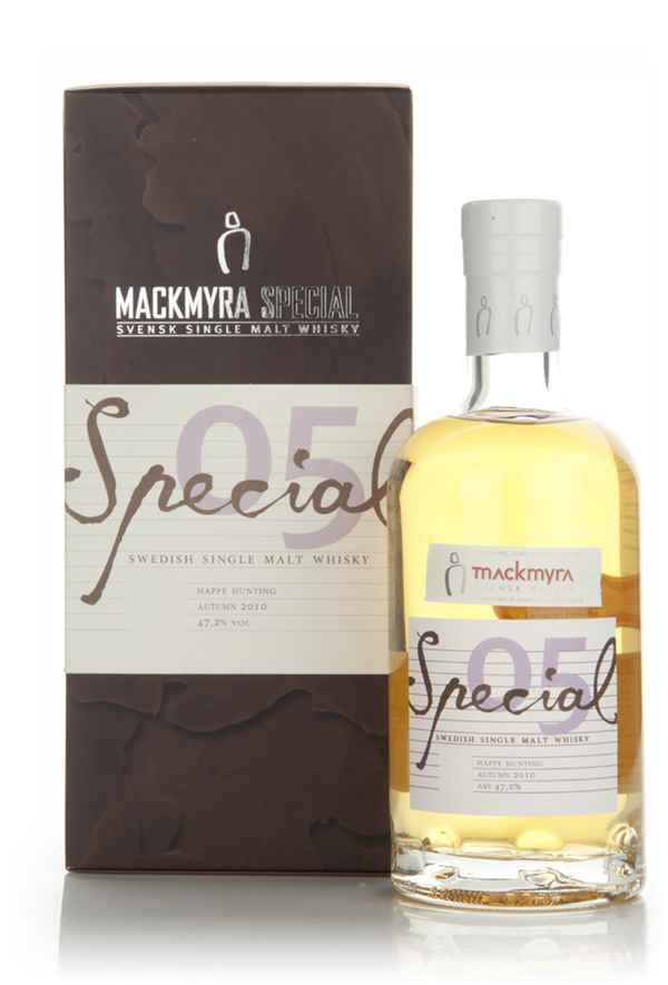 Mackmyra Special 5 Happy Hunting