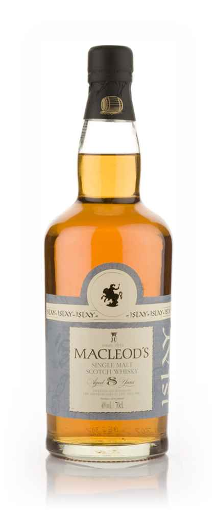 Macleod's 8 Year Old Islay (Ian Macleod)