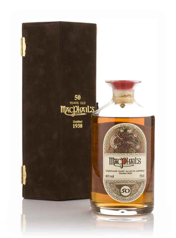 MacPhail's 50 Year Old 1938