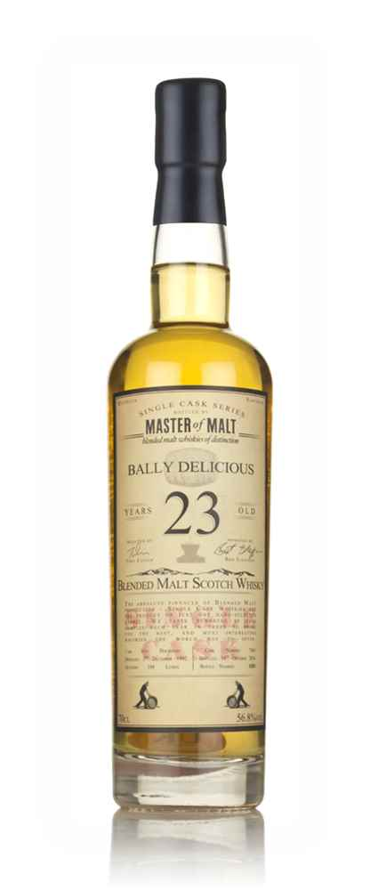 Bally Delicious 23 Year Old 1992 - Single Cask (Master of Malt)