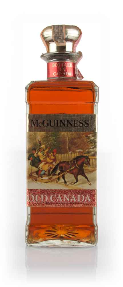 McGuinness Old Canada - 1960s