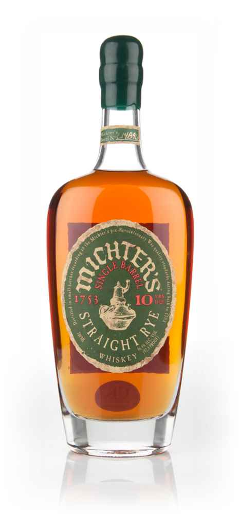 Michter's 10 Year Old Rye