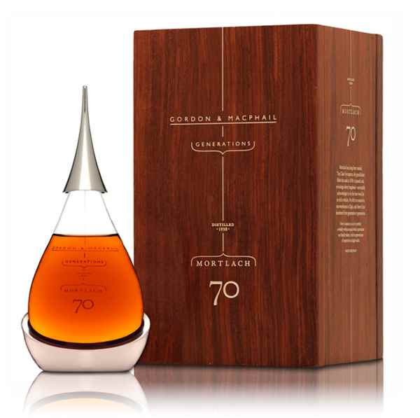 Mortlach 70 Year Old 20cl