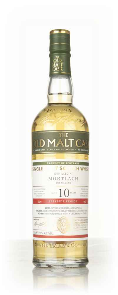 Mortlach 10 Year Old 2008 (cask 14935) - Old Malt Cask (Hunter Laing)