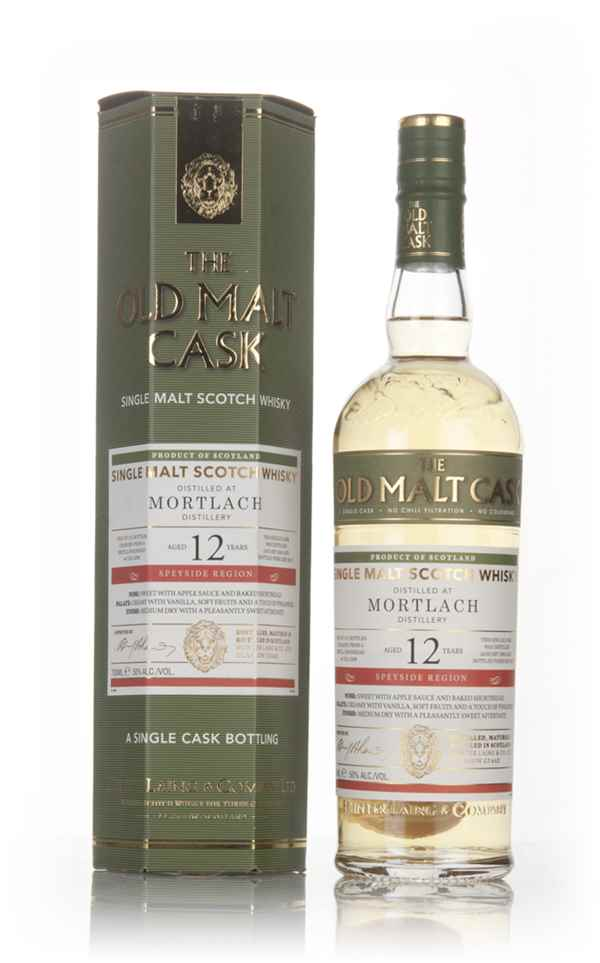 Mortlach 12 Year Old 2005 (cask 13298) - Old Malt Cask (Hunter Laing)