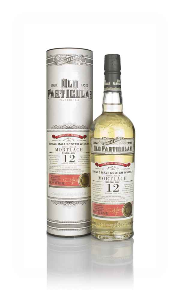 Mortlach 12 Year Old 2006 (cask 12942) - Old Particular (Douglas Laing)