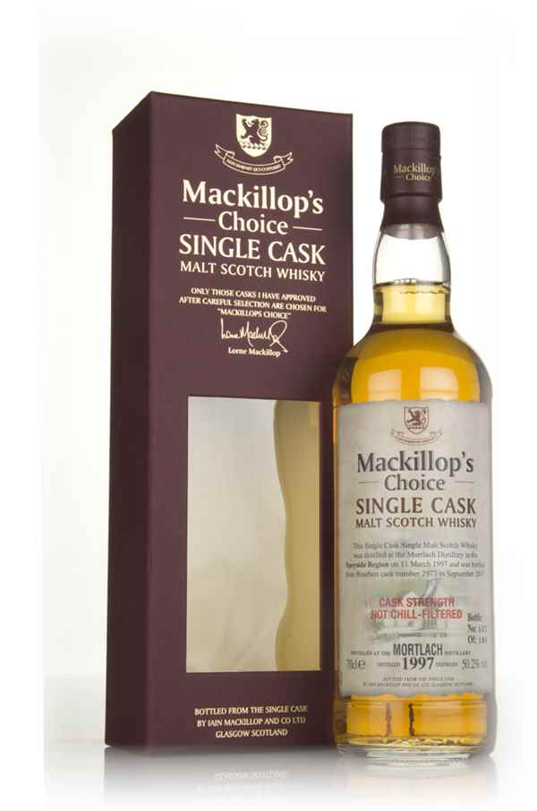 Mortlach 20 Year Old 1997 (cask 2977) - Mackillop's Choice
