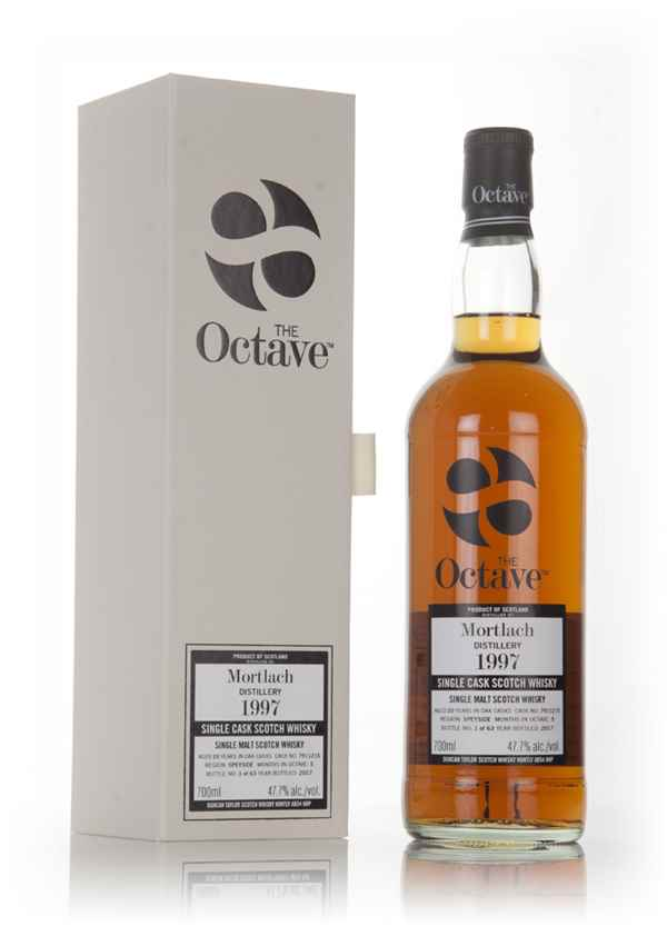 Mortlach 20 Year Old 1997 (cask 7911215) - The Octave (Duncan Taylor)
