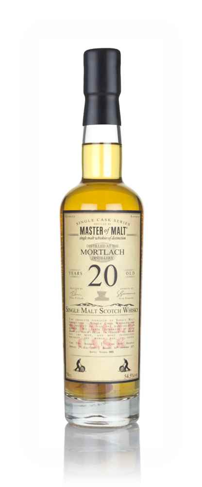 Mortlach 20 Year Old 1997 - Single Cask (Master of Malt)