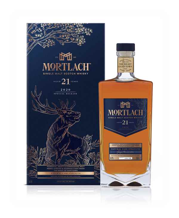 Mortlach 21 Year Old (Special Release 2020)