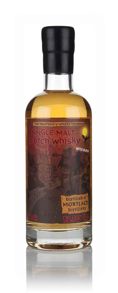 Mortlach - Batch 1 (That Boutique-y Whisky Company)