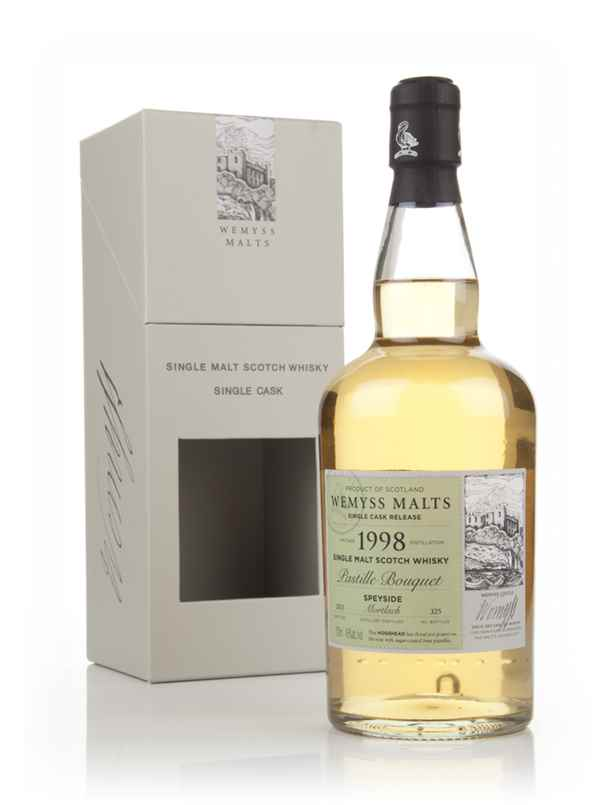 Pastille Bouquet 1998  -  Wemyss Malts (Mortlach)