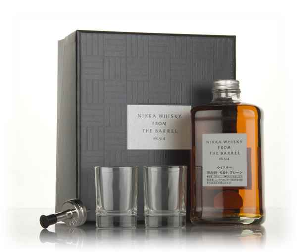 Nikka Whisky From The Barrel Gift Pack