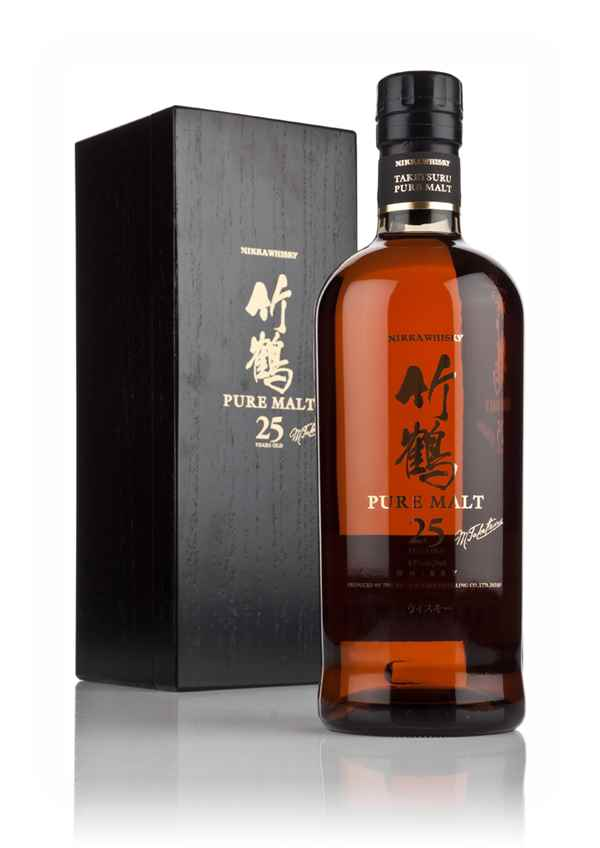 Nikka Taketsuru 25 Year Old