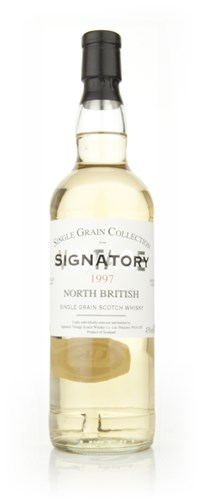 North British 14 Year Old 1997 (Signatory)