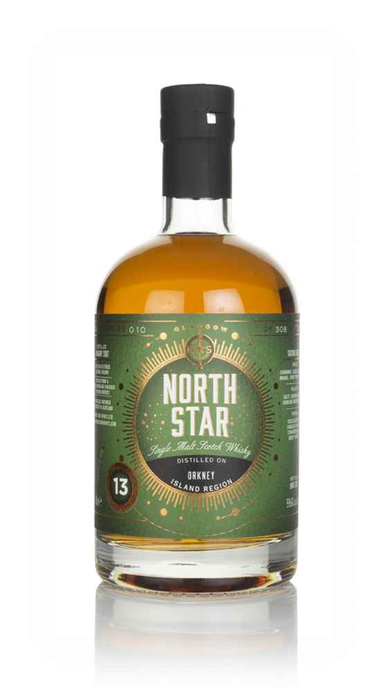 Orkney 13 Year Old 2007 - North Star Spirits
