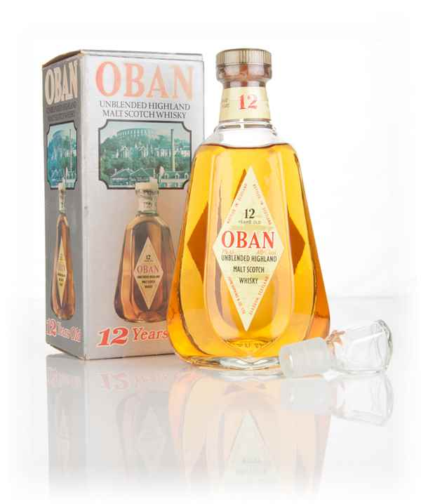 Oban 12 Year Old (Old Bottling)