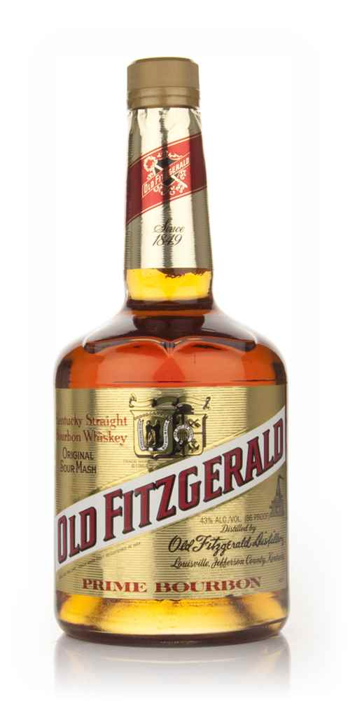 Old Fitzgerald Gold Label