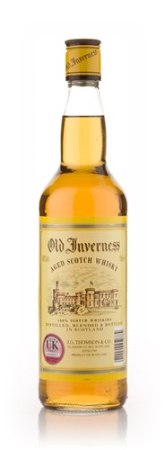 Old Inverness Blended Scotch Whisky
