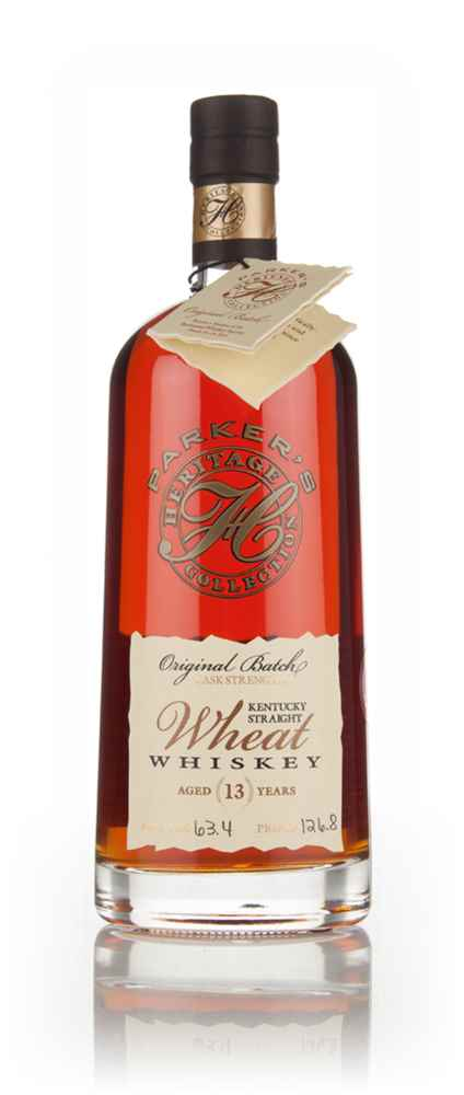 Parker's Heritage Collection Original Batch 13 Year Old Straight Wheat Whiskey
