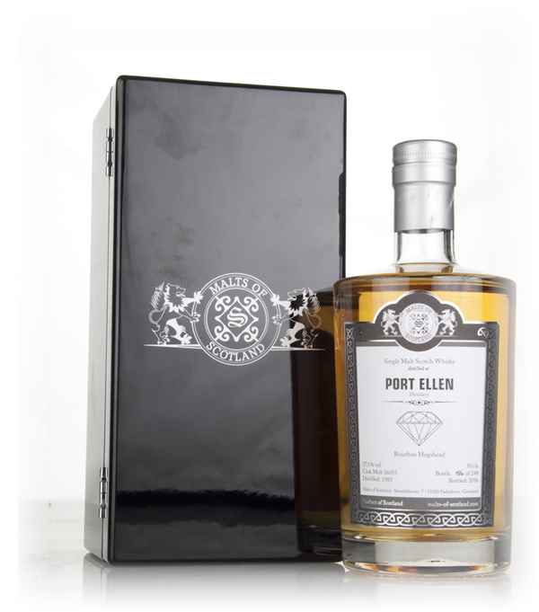 Port Ellen 1983 (bottled 2016) (cask 16055) - Malts of Scotland