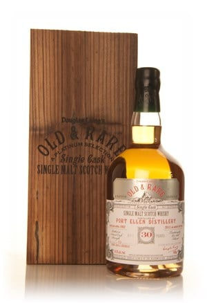 Port Ellen 30 Year Old 1982 - Old and Rare (Douglas Laing)