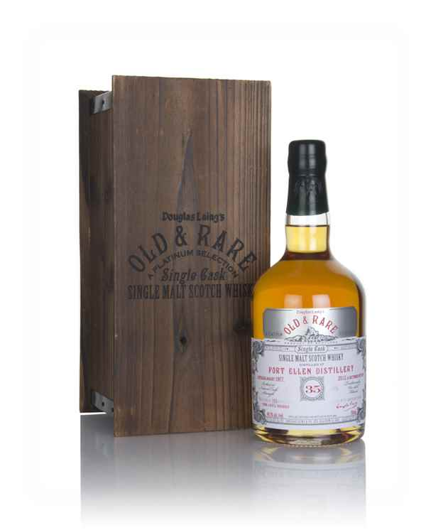 Port Ellen 35 Year Old 1977 - Old & Rare Platinum (Douglas Laing)