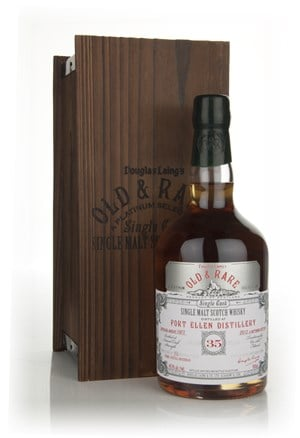 Port Ellen 35 Years Old 1977 - Old & Rare Collection (Douglas Laing)