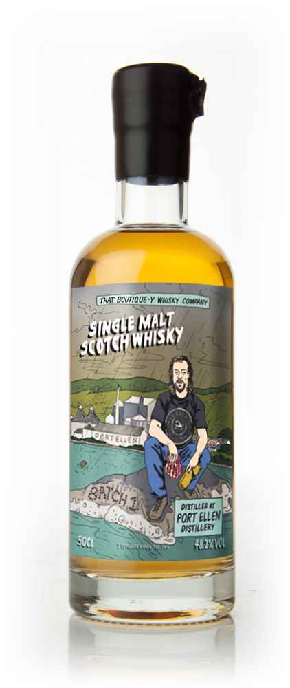 Port Ellen - Batch 1 (That Boutique-y Whisky Company)