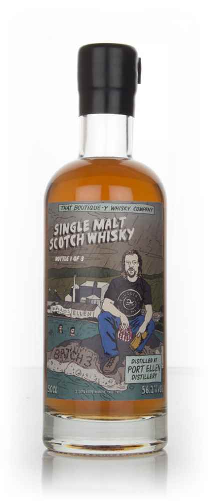 Port Ellen - Batch 3 (That Boutique-y Whisky Company)