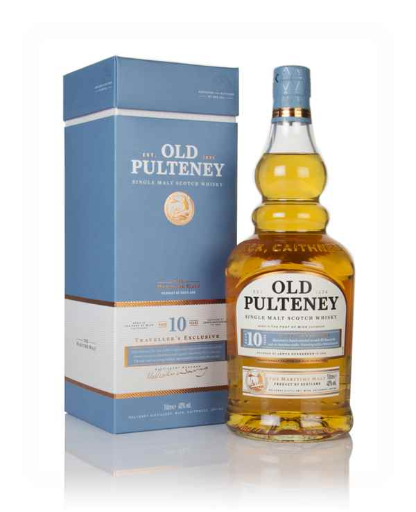 Old Pulteney 10 Year Old (1L)