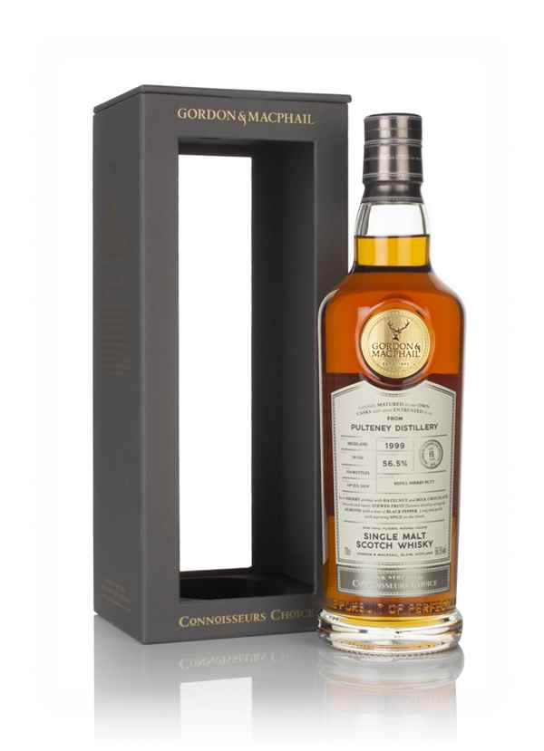 Pulteney 19 Year Old 1999 - Connoisseurs Choice (Gordon & MacPhail)
