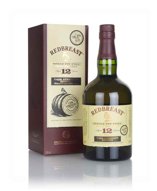 Redbreast 12 Year Old Cask Strength - Batch B1/18