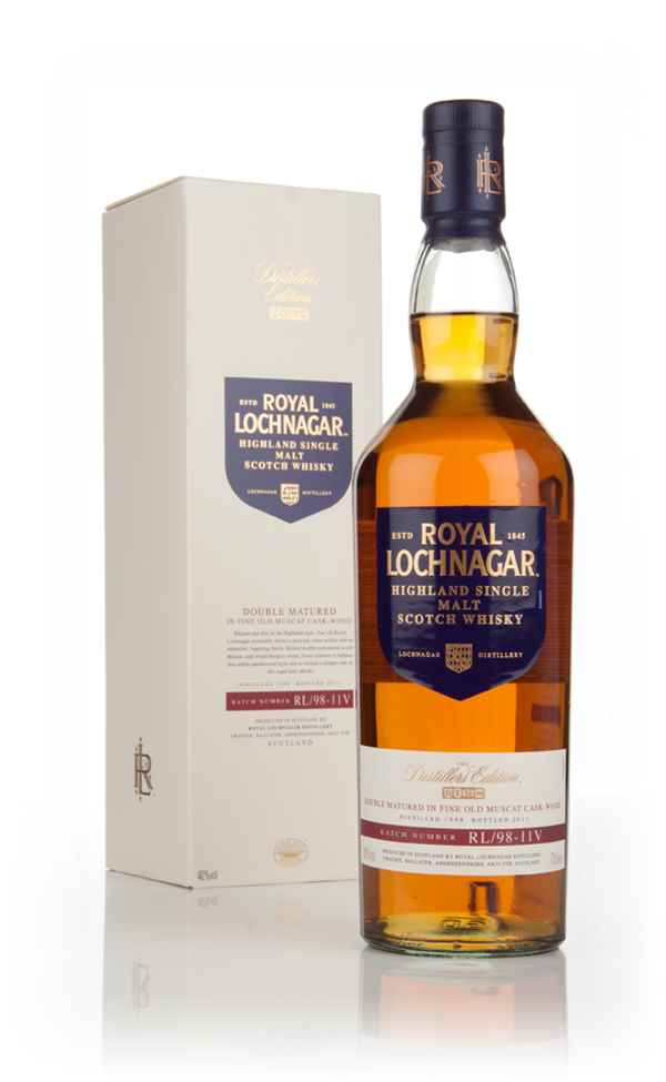Royal Lochnagar 1998 Muscat Cask Finish - Distillers Edition (bottled 2011)