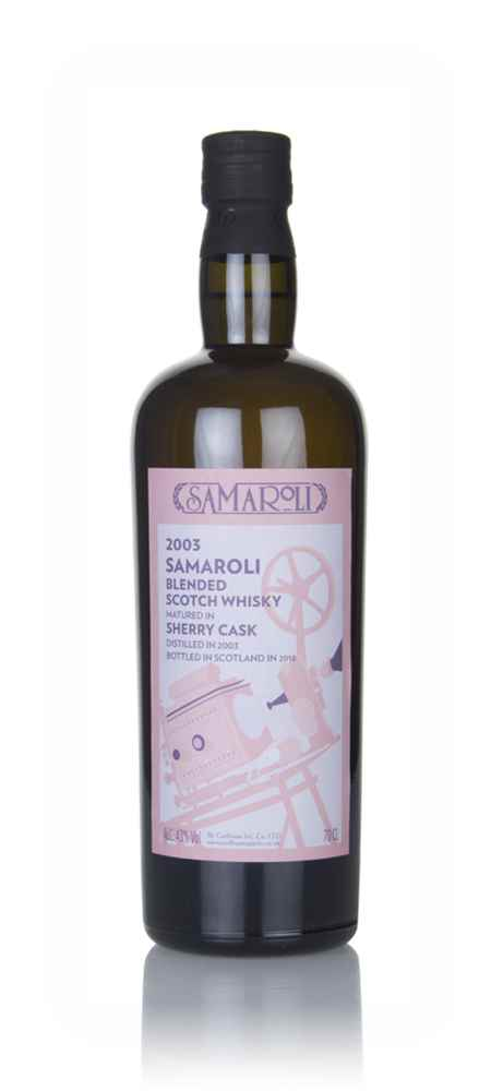 Samaroli Sherry Cask 2003 (bottled 2018)