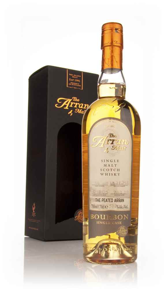 Arran 2005 Bourbon Cask Peated