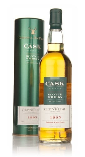 Clynelish 1995 - Cask Strength (Gordon and MacPhail)