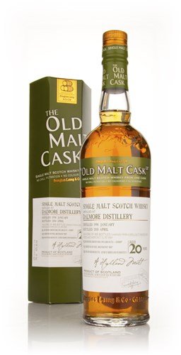 Dalmore 20 Year Old 1990 - Old Malt Cask (Douglas Laing)
