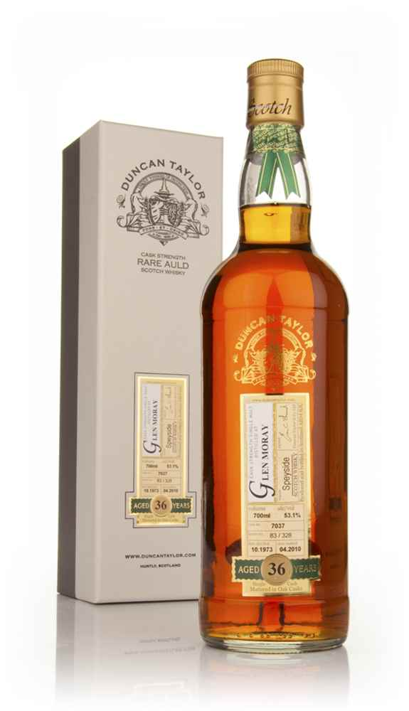 Glen Moray 36 Year Old 1973 - Rare Auld (Duncan Taylor)