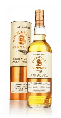 Mortlach 15 Year Old 1992 (Signatory)