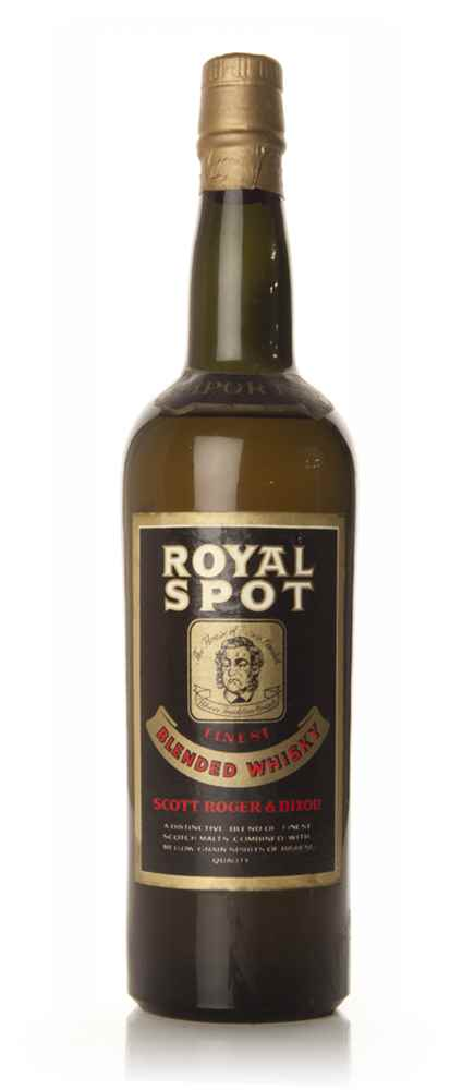 Scott, Roger & Nixon Royal Spot Blended Scotch Whisky - 1960s