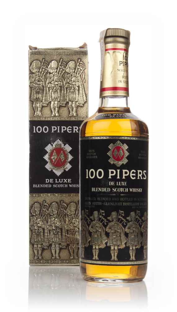 100 Pipers - 1970s