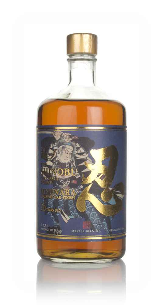 The Shinobu 15 Year Old Pure Malt